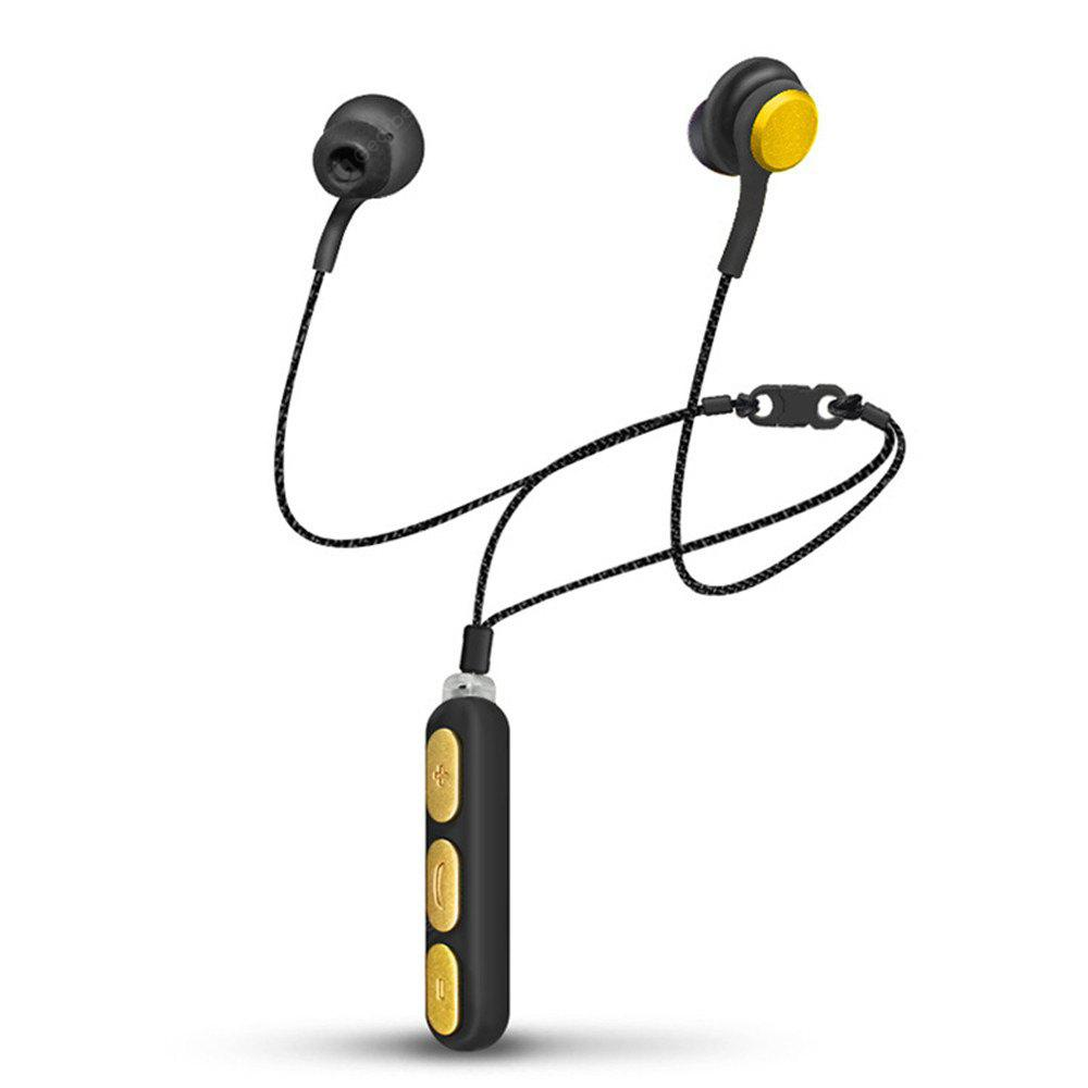 Bluetooth Headphones Sweatproof Sports Earphones Wireless Headset Magnetic Attraction Earbuds for Running Workout Gym No