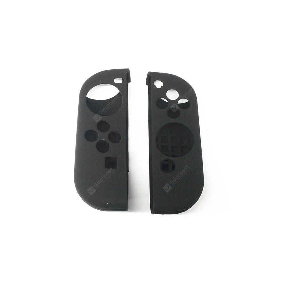 Anti-Scratch Left and Right Gel Silicone Case Covers for Nintendo Switch Gamepad Controller