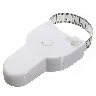 Korean Version of The Handle Automatic Waist Measuring Soft Ruler