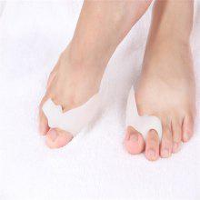 2PCS A Lot of Special Hallux Valgus Rings Orthopedic Silicone Toes Big Bones Foot Care