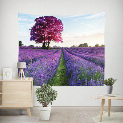 ROUNCO Handmade High-Definition Digital Printing Lavender Landscape Tapestry Beach Towel Multi-SizeTapestries<br>ROUNCO Handmade High-Definition Digital Printing Lavender Landscape Tapestry Beach Towel Multi-Size<br><br>Package Contents: 1 x tapestry<br>Package size (L x W x H): 25.00 x 50.00 x 0.10 cm / 9.84 x 19.69 x 0.04 inches<br>Package weight: 0.3000 kg<br>Subjects: Fashion,Botanical,Landscape<br>Usage: Party, Wedding, Birthday, Christmas, New Year
