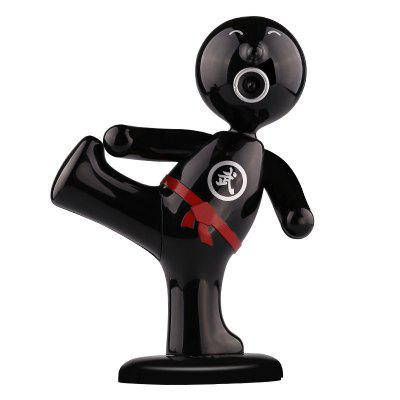 High Speed Kung Fu Child HD USB Digital Computer Camera Built-in Microphone