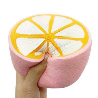 Squishies Scented Lemon Jumbo Squishy Stress Relief Toy
