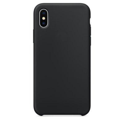 Soft Silicone Protective Case for iPhone X