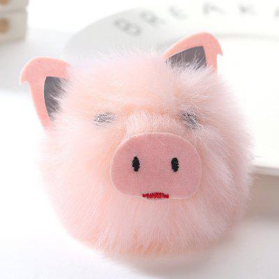 Cute Pig Shape Plush Keychain Fashion Bag PendantKey Chains<br>Cute Pig Shape Plush Keychain Fashion Bag Pendant<br><br>Material: Plush<br>Package Contents: 1 x Keychain<br>Package size (L x W x H): 15.00 x 12.00 x 5.00 cm / 5.91 x 4.72 x 1.97 inches<br>Package weight: 0.0550 kg<br>Product size (L x W x H): 12.00 x 8.00 x 5.00 cm / 4.72 x 3.15 x 1.97 inches<br>Product weight: 0.0500 kg