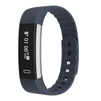 Fitness Activity Tracker Watch Heart Rate Monitor Pedometer for Android IOS