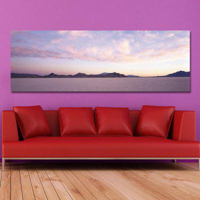 DYC 10568 Photography Seaside Scenery Print ArtPainting<br>DYC 10568 Photography Seaside Scenery Print Art<br><br>Brand: DYC<br>Craft: Print<br>Form: One Panel<br>Material: Canvas<br>Package Contents: 1 x Print<br>Package size (L x W x H): 44.00 x 9.00 x 9.00 cm / 17.32 x 3.54 x 3.54 inches<br>Package weight: 0.4200 kg<br>Painting: Without Inner Frame<br>Product size (L x W x H): 40.00 x 120.00 x 1.00 cm / 15.75 x 47.24 x 0.39 inches<br>Product weight: 0.2800 kg<br>Shape: Horizontal<br>Style: Landscape<br>Subjects: Landscape<br>Suitable Space: Garden,Living Room,Office,Hotel