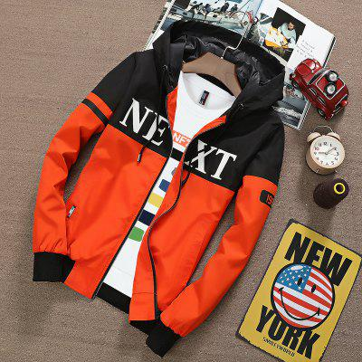 Mens Self-Cultivation Color Hooded JacketMens Jackets &amp; Coats<br>Mens Self-Cultivation Color Hooded Jacket<br><br>Clothes Type: Jackets<br>Collar: Hooded<br>Material: Cotton<br>Package Contents: 1xJacket<br>Season: Spring, Fall, Winter<br>Shirt Length: Regular<br>Sleeve Length: Long Sleeves<br>Style: Casual<br>Weight: 0.7000kg