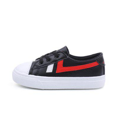 2018 Spring New ChildrenS Shoes for Men and Women Super Fiber Skin StitchingBoys shose<br>2018 Spring New ChildrenS Shoes for Men and Women Super Fiber Skin Stitching<br><br>Available Size: 24-37<br>Closure Type: Slip-On<br>Embellishment: Shoelace<br>Gender: Unisex<br>Heel Height Range: Flat(0-0.5)<br>Heel Type: Flat Heel<br>Insole Material: EVA<br>Item Type: Children Casual Shoes<br>Lining Material: Synthetic<br>Outsole Material: Rubber<br>Package Contents: 1 x Pair of Shoes<br>Package weight: 0.6000 kg<br>Pattern Type: Patchwork<br>Product weight: 0.5000 kg<br>Seasons: Summer,Winter,Spring/Fall<br>Shoe Width: Medium(B/M)<br>Toe Shape: Round Toe<br>Upper Material: Microfiber