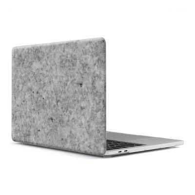 Computer Shell Laptop Case Keyboard Film para MacBook New Pro 13,3 polegadas Touch 2016 3D Marble Series 4