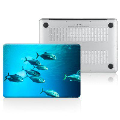 Computer Shell Laptop Case Keyboard Film for MacBook New Pro 15.4 inch Touch 2016 3D Marine Life 5Mac Cases/Covers<br>Computer Shell Laptop Case Keyboard Film for MacBook New Pro 15.4 inch Touch 2016 3D Marine Life 5<br><br>Compatible with: MacBook Pro 15.4 inch 2016<br>Package Contents: 1 x Computer Case<br>Package size (L x W x H): 35.00 x 25.00 x 4.00 cm / 13.78 x 9.84 x 1.57 inches<br>Package weight: 0.3500 kg<br>Product size (L x W x H): 34.00 x 24.00 x 4.00 cm / 13.39 x 9.45 x 1.57 inches<br>Product weight: 0.3400 kg