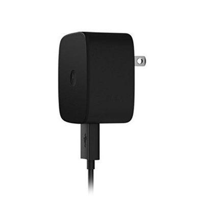 For Motorola TurboPower 15 Wall Charger with Original  micro USB Data/Charging Cable