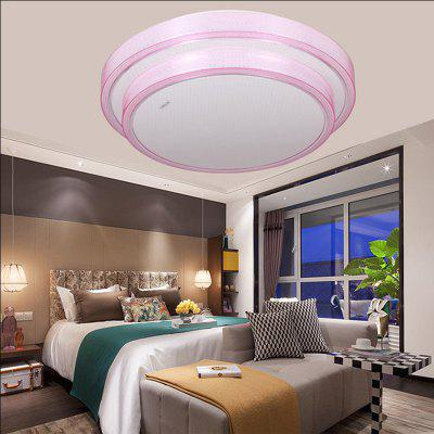 Powder Frame 24 Watts Double Layer LED Round Ceiling Lamp 35 CMFlush Ceiling Lights<br>Powder Frame 24 Watts Double Layer LED Round Ceiling Lamp 35 CM<br><br>Bulb Base: LED Integrated<br>Bulb Type: LED<br>Color Temperature or Wavelength: white light  2500K-6500K, warm white light 1800K- 4000K<br>Decoration Material: Acrylic<br>Dimmable: No<br>Features: Anti-Glare<br>Fixture Material: Metal<br>Package Contents: 1 x Ceiling Light<br>Package size (L x W x H): 37.00 x 37.00 x 12.00 cm / 14.57 x 14.57 x 4.72 inches<br>Package weight: 1.8000 kg<br>Product size (L x W x H): 35.00 x 35.00 x 10.00 cm / 13.78 x 13.78 x 3.94 inches<br>Product weight: 1.6000 kg<br>Remote Control Supported: No<br>Shade Material: Acrylic<br>Stepless Dimming: No<br>Style: Simple Style, Modern/Contemporary, LED<br>Suggested Room Size: 5 - 10?<br>Suggested Space Fit: Living Room,Bedroom,Dining Room,Office,Kids Room,Girls Room,Indoors,Study Room<br>Type: Ceiling Light<br>Voltage ( V ): 111 - 240V<br>Wattage (W): 24