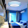 Blue Box 24 Watt Led Double Circular Lamps 35 Cm - BLUE