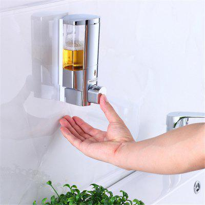 Shampoo Shower Soap Dispenser 300ML Wall Mount Automatic Kitchen Soap  Lotion Pump For Kitchen Bathroom