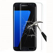 2 Pcs 3D Curved Full Cover 9H Tempered Glass for Samsung Galaxy S7 Edge