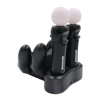 JYS Multi Charge Dock for PS4 Controllers and Motion Controller