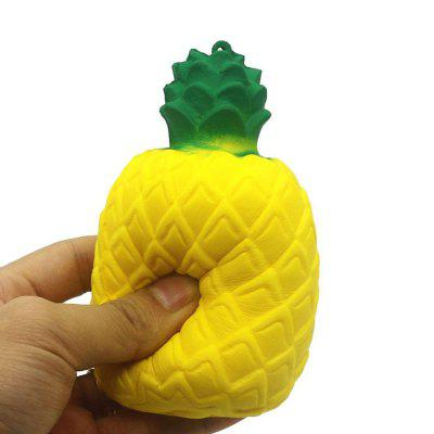 Jumbo Squishy Pineapple Squishy Kawaii Toys for Kids Adults