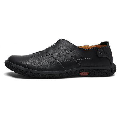 Four Seasons Models Leather Casual ShoesMen's Oxford<br>Four Seasons Models Leather Casual Shoes<br><br>Available Size: 41 42 43 44<br>Closure Type: Lace-Up<br>Embellishment: Fur<br>Gender: For Men<br>Outsole Material: Rubber<br>Package Contents: 1xshoes(pair)<br>Pattern Type: Solid<br>Season: Summer, Winter, Spring/Fall<br>Toe Shape: Round Toe<br>Toe Style: Closed Toe<br>Upper Material: Full Grain Leather<br>Weight: 1.6896kg