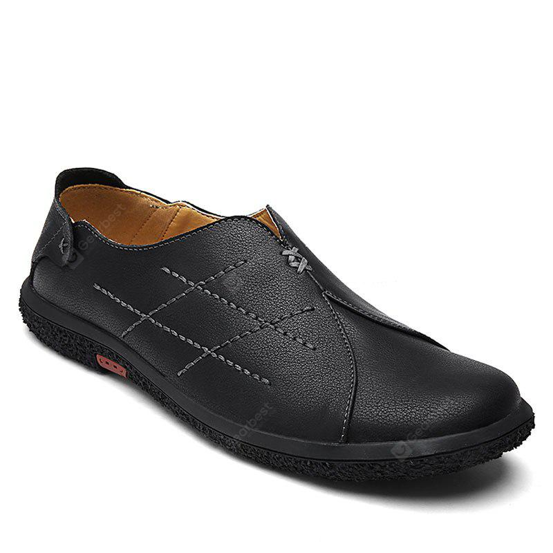 Four Seasons Models Leather Casual Shoes