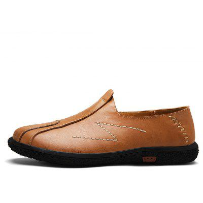Four Seasons Models Leather Two-Layer Rubber Casual ShoesMen's Oxford<br>Four Seasons Models Leather Two-Layer Rubber Casual Shoes<br><br>Available Size: 41 42 43 44<br>Closure Type: Lace-Up<br>Embellishment: Fur<br>Gender: For Men<br>Outsole Material: Rubber<br>Package Contents: 1xshoes(pair)<br>Pattern Type: Solid<br>Season: Winter, Spring/Fall<br>Toe Shape: Round Toe<br>Toe Style: Closed Toe<br>Upper Material: Full Grain Leather<br>Weight: 1.6896kg