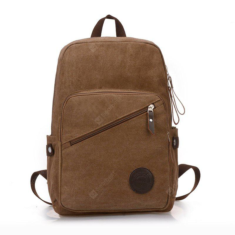 Backpack Canvas Travel Bag Computer Bag