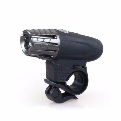 2256 Super Bright 200LM USB Rechargeable Bike LED Front Light PowerBike Lights<br>2256 Super Bright 200LM USB Rechargeable Bike LED Front Light Power<br><br>Color: Black<br>Features: Waterproof, Low Power Consumption, Easy to Install<br>LED Quantity: 1pcs<br>Luminance: 200ml<br>Material: ABS, Aluminum Alloy<br>Model Number: 2256<br>Package Contents: 1 x Headlight; 1 x USB Charging Cable, 1 x User Manual in Chinese and English<br>Package Dimension: 6.00 x 8.00 x 11.00 cm / 2.36 x 3.15 x 4.33 inches<br>Package weight: 0.1490 kg<br>Placement: Handlebar<br>Power Supply: USB<br>Product Dimension: 10.00 x 3.00 x 8.00 cm / 3.94 x 1.18 x 3.15 inches<br>Product weight: 0.1200 kg<br>Suitable for: Electric Bicycle, Mountain Bicycle, Road Bike, Touring Bicycle, Fixed Gear Bicycle, Cross-Country Cycling<br>Type: Front Light<br>Working Time: 3-4 hours