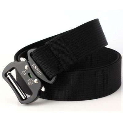 Quick Dry Tactical Belt Quick-Release Military Style Shooters Belt with Metal BuckleMens Belts<br>Quick Dry Tactical Belt Quick-Release Military Style Shooters Belt with Metal Buckle<br><br>Belt Length: 125CM<br>Belt Material: Canvas,Metal,Knitted<br>Belt Silhouette: Wide Belt<br>Belt Width: 3.8CM<br>Buckle Length: 5.5CM<br>Buckle Width: 5.5CM<br>Gender: For Men<br>Group: Adult<br>Package Contents: 1 X Belt<br>Package size (L x W x H): 17.00 x 4.00 x 5.00 cm / 6.69 x 1.57 x 1.97 inches<br>Package weight: 0.3000 kg<br>Pattern Type: Solid<br>Product size (L x W x H): 125.00 x 3.80 x 0.50 cm / 49.21 x 1.5 x 0.2 inches<br>Product weight: 0.2000 kg<br>Style: Fashion