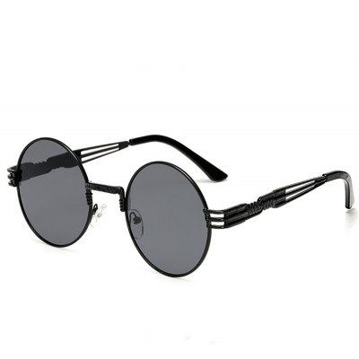 Gothic Steampunk Sunglasses Men Women Metal Eyeglasses Round Sun GlassesMens Sunglasses<br>Gothic Steampunk Sunglasses Men Women Metal Eyeglasses Round Sun Glasses<br><br>Frame material: Acetate<br>Gender: For Women<br>Group: Adult<br>Lens material: Polyurethane<br>Package Contents: 1 x glasses<br>Package size (L x W x H): 15.00 x 4.00 x 4.00 cm / 5.91 x 1.57 x 1.57 inches<br>Package weight: 0.0500 kg<br>Style: Round