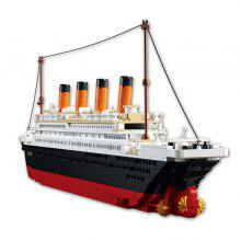 Sluban Building Blocks Educational Kids Toy Big Titanic 1012PCS