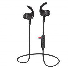 Sports Magnetic Bluetooth V4.2 Stereo Earphone with Microphone TF Slot