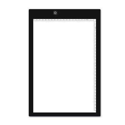 A4 Drawing Projector Tablet Track pad Painting Plates Copy Tracing Board LED Light Pad