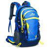 High Capacity Travel for Men and Women in Outdoor Mountaineering - BLUE