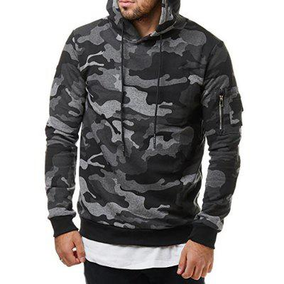 Mens New Classic Camouflage Casual HoodiesMens Hoodies &amp; Sweatshirts<br>Mens New Classic Camouflage Casual Hoodies<br><br>Hoodies: None<br>Material: Cotton Blends<br>Package Contents: 1x Hoodies<br>Shirt Length: Regular<br>Sleeve Length: Full<br>Style: Fashion<br>Weight: 0.3000kg