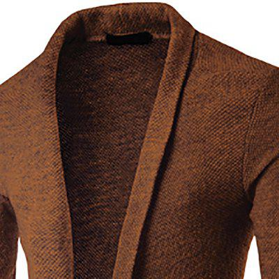 New Long Casual Lapel Big Pocket Cardigan SweaterMens Sweaters &amp; Cardigans<br>New Long Casual Lapel Big Pocket Cardigan Sweater<br><br>Collar: Plunging Neck<br>Material: Spandex<br>Package Contents: 1x sweater<br>Package size (L x W x H): 1.00 x 1.00 x 1.00 cm / 0.39 x 0.39 x 0.39 inches<br>Package weight: 0.4000 kg<br>Pattern Type: Solid<br>Size1: M,L,XL,2XL<br>Sleeve Length: Full<br>Style: Fashion<br>sweater: None<br>Type: Cardigans