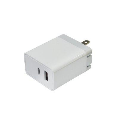 Type C PD Charger 2.4A USB Power Adapter Fast Charge US Plug for iPhone X iPhone 8 Samsung