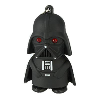 Creative Star Wars Black Warrior Cartoon LED Luminous Sound Key Chain PendantLed Keychains<br>Creative Star Wars Black Warrior Cartoon LED Luminous Sound Key Chain Pendant<br><br>Key Pendant: None<br>Material: Plastic, Alloy<br>Package Contents: 1 x Keychain<br>Package Quantity: 1<br>Package size (L x W x H): 7.00 x 5.00 x 3.00 cm / 2.76 x 1.97 x 1.18 inches<br>Package weight: 0.1500 kg<br>Product size (L x W x H): 5.40 x 3.30 x 2.40 cm / 2.13 x 1.3 x 0.94 inches<br>Product weight: 0.1200 kg<br>Type: 10419