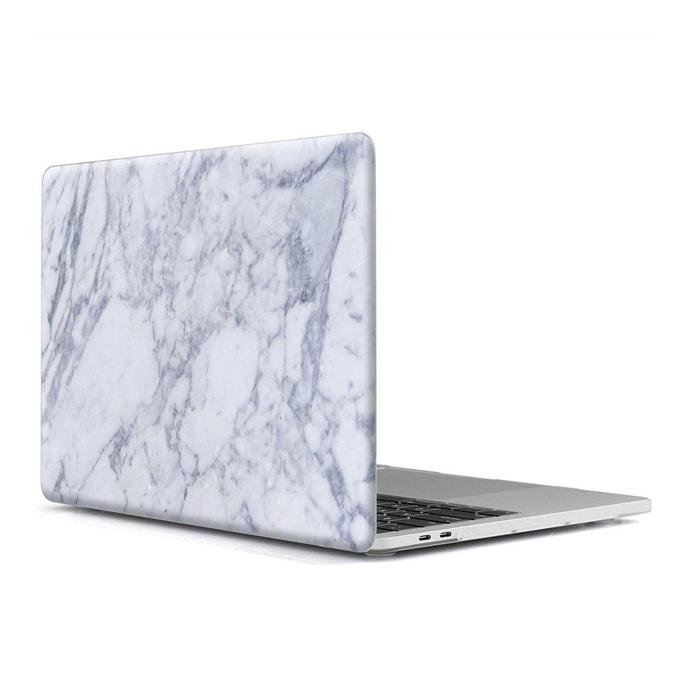 Computer Shell Laptop Case Keyboard Film for MacBook New Pro 15.4 inch Touch 2016 3D Marble Series 10