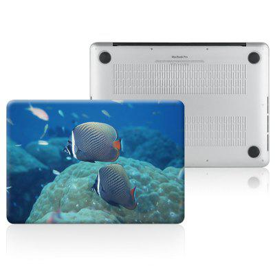 Computer Shell Laptop Case Keyboard Film for MacBook Air 11.6 inch 3D Marine Life 8Mac Cases/Covers<br>Computer Shell Laptop Case Keyboard Film for MacBook Air 11.6 inch 3D Marine Life 8<br><br>Compatible with: MacBook Air 11.6 inch<br>Package Contents: 1 x Computer Case<br>Package size (L x W x H): 35.00 x 25.00 x 4.00 cm / 13.78 x 9.84 x 1.57 inches<br>Package weight: 0.3500 kg<br>Product size (L x W x H): 34.00 x 24.00 x 4.00 cm / 13.39 x 9.45 x 1.57 inches<br>Product weight: 0.3400 kg