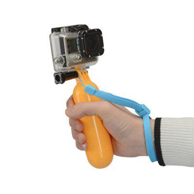 Prost Monopod Diving Floaty Floating Bobber Hand Grip Handle with Screw and Wrist Strap Accessory