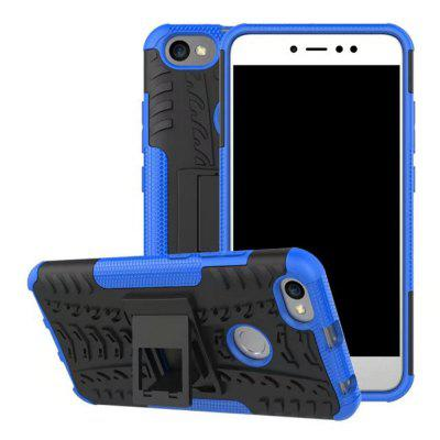 per Xiaomi Redmi Note 5A Cover Case Hybrid Rugged Heavy Duty Hard con cavalletto