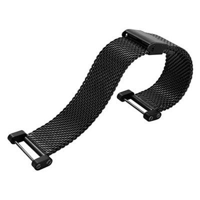For Suunto Core Milan weave 24mm steel Strap Watch Band and Lugs Adapters kitSmart Watch Accessories<br>For Suunto Core Milan weave 24mm steel Strap Watch Band and Lugs Adapters kit<br><br>Package Contents: 1 x Stainless Steel Strap , 1 x Stainless Steel Lugs Adapters<br>Package size: 15.00 x 6.00 x 1.00 cm / 5.91 x 2.36 x 0.39 inches<br>Package weight: 0.0800 kg<br>Product size: 12.00 x 3.00 x 1.00 cm / 4.72 x 1.18 x 0.39 inches<br>Product weight: 0.0720 kg