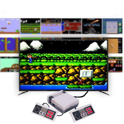 Classic Handheld Game Player Mini Family TV Consola de jogos de vídeo Infância Built-In 500 Games