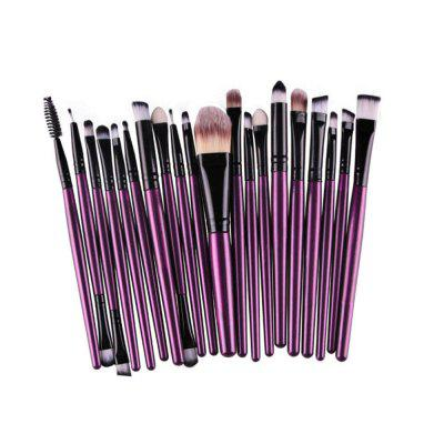 Cosmetic Eye Makeup 20PCS Set Brush Suit