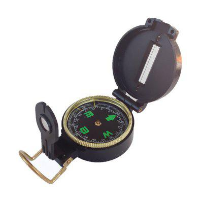Multi-Function Military Compass Outdoor Sport Accessory Hiking Climbing