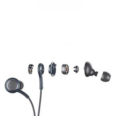 For Galaxy S8/S8+ In-Ear Headphones Tuned By AKG, Remote + Mic Hands-Free EarphonesEarbud Headphones<br>For Galaxy S8/S8+ In-Ear Headphones Tuned By AKG, Remote + Mic Hands-Free Earphones<br><br>Compatible with: Mobile phone, MP3<br>Connectivity: Wired<br>Function: Voice control, Answering Phone, MP3 player<br>Material: ABS<br>Package Contents: 1 x Headset<br>Package size (L x W x H): 6.00 x 5.00 x 3.00 cm / 2.36 x 1.97 x 1.18 inches<br>Package weight: 0.0230 kg<br>Product weight: 0.0200 kg<br>Type: In-Ear