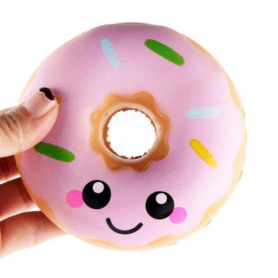Jumbo Squishy Colorful Donuts Soft Squishy Slow Rising Squeeze Kids Toy Gift -  USD6.23 Online ...