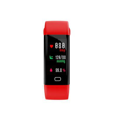 F07 Corol Smart Band Fitness Bracelet Tracker Step Counter SmartBand Health Heart Rate Pulse Blood Tracking WristbandSmart Watches<br>F07 Corol Smart Band Fitness Bracelet Tracker Step Counter SmartBand Health Heart Rate Pulse Blood Tracking Wristband<br><br>Alert type: Vibration<br>Available Color: Black,Blue,Pink,Purple,Red<br>Band material: TPU<br>Battery  Capacity: 110mAh<br>Bluetooth Version: Bluetooth 4.0<br>Case material: TPU<br>Charging Time: About 60mins<br>Compatability: Android 4.4&amp; above , iOS 7.1 &amp; above<br>Compatible OS: IOS, Android<br>Dial size: 0.96 inch<br>Functions: Incoming calls show, Message, Pedometer, Sedentary reminder, Sleep management, Steps counting, Time, Distance recording, Date, Measurement of heart rate, USB plug, Avoid phone loss, Calories burned measuring, Camera remote control<br>IP rating: IP68<br>Language: Afrikaans,Amharic,Arabic,Basque,Bengali,Catalan,Cesky,Danish,Deutsch,Dutch,English,Farsi,Filipino,French,German,Hausa,Hebrew,Hindi,Igbo,Indian,Indonesian,Irish,Italian,Japanese,Korean,Malay,Myanmar,Pe<br>Notification type: Twitter, Wechat, Facebook, WhatsApp<br>Operating mode: Touch Screen<br>Package Contents: 1 x Bracelet, 1 x English User Manual<br>Package size (L x W x H): 10.00 x 10.00 x 5.00 cm / 3.94 x 3.94 x 1.97 inches<br>Package weight: 0.0600 kg<br>People: Female table,Male table<br>Product size (L x W x H): 10.00 x 10.00 x 5.00 cm / 3.94 x 3.94 x 1.97 inches<br>Product weight: 0.0500 kg<br>Screen type: LCD<br>Shape of the dial: Square<br>Standby time: 5-7 day<br>Type of battery: Li Battery<br>Waterproof: Yes