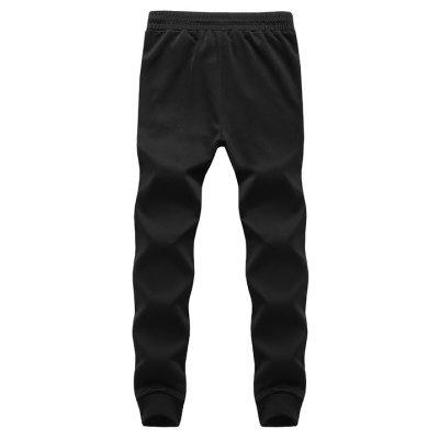K003 Mens Active Pants Drawstring Comfy Jogging PantsMens Pants<br>K003 Mens Active Pants Drawstring Comfy Jogging Pants<br><br>Fit Type: Straight<br>Front Style: Flat<br>Material: Spandex, Cotton Blends<br>Package Contents: 1 X Pants<br>Pant Length: Long Pants<br>Pant Style: Straight<br>Style: Casual<br>Waist Type: Mid<br>Weight: 0.3000kg