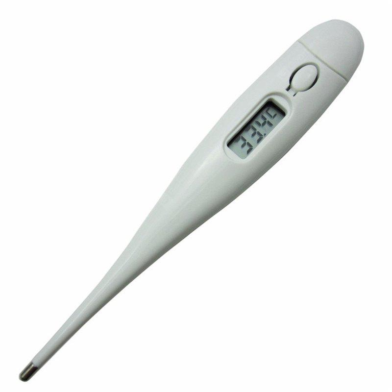 Child Adult Body Digital LCD Heating Thermometer Temperature Measurement